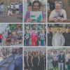 Images of CLH Supported Individuals and Support Staff